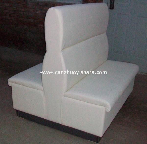 卡座沙发-K09016