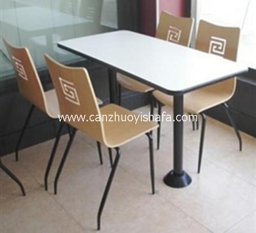 肯德基餐厅桌椅-T1508