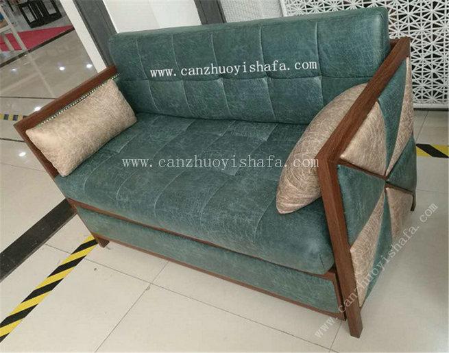 主题餐厅沙发-K1020