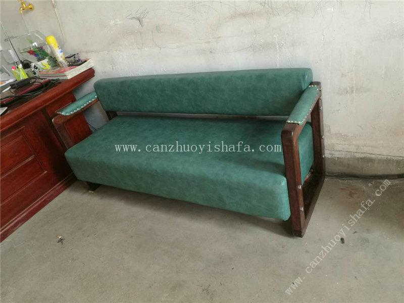 主题餐厅沙发-K1021