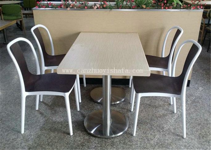 快餐桌椅-T02012