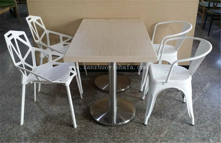 快餐桌椅-T02013