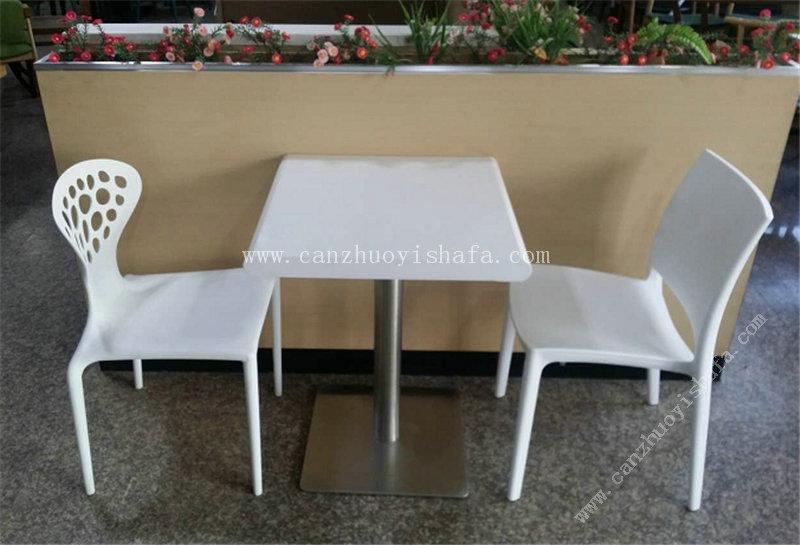 快餐桌椅-T02015