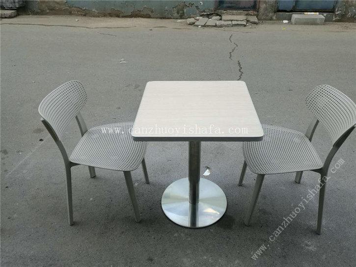 快餐桌椅-T02017