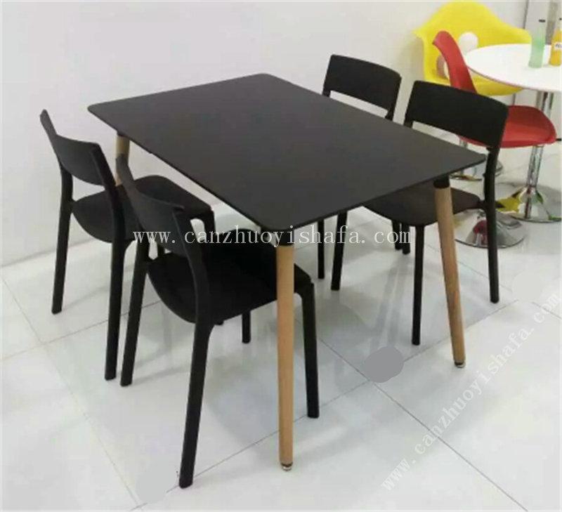 快餐桌椅-T02081