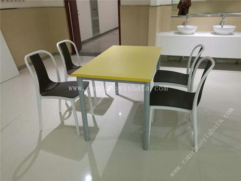 快餐桌椅-T02084