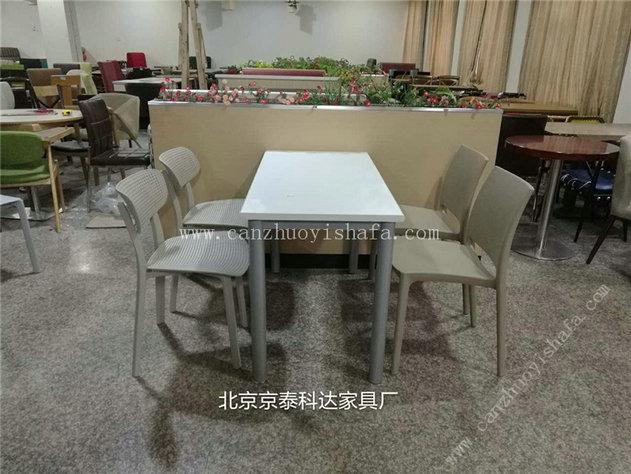 快餐桌椅-T02085
