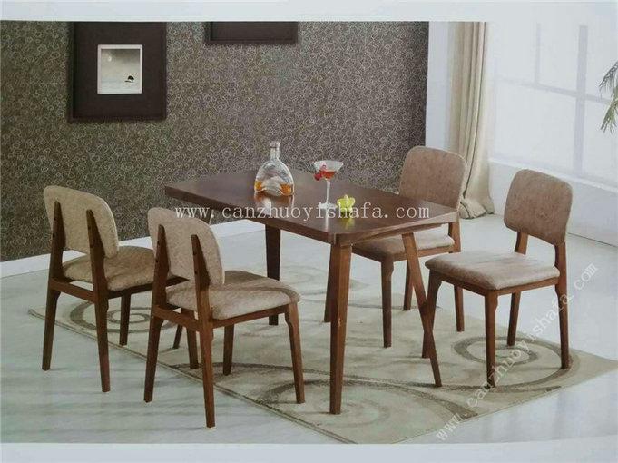 快餐桌椅-T02087