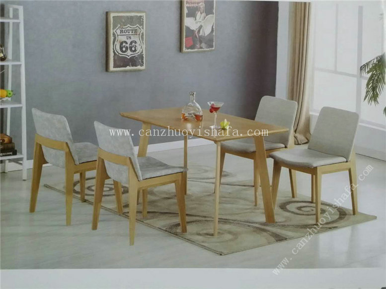 快餐桌椅-T02088