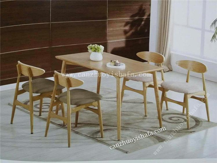 快餐桌椅-T02089