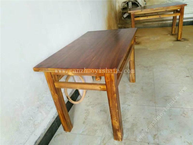 实木餐桌椅-T0630