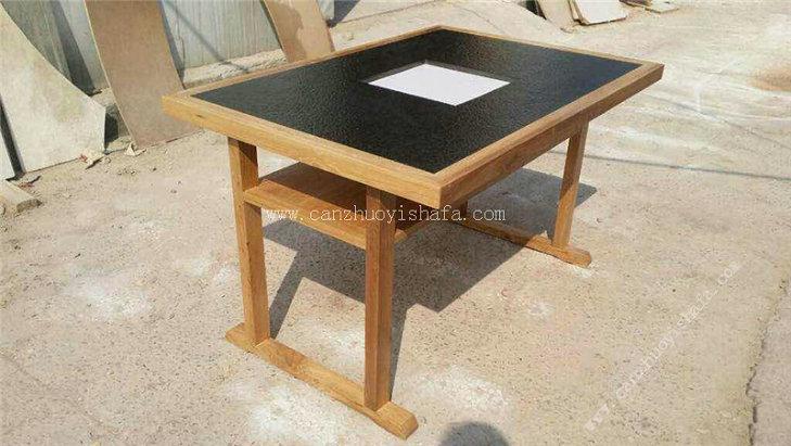 火锅桌椅-T0718