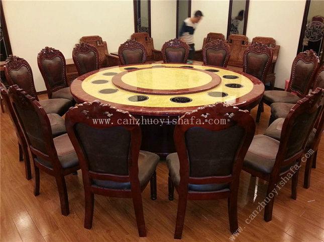 火锅桌椅-T0721