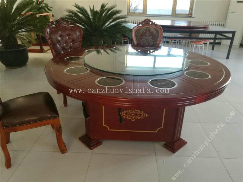 火锅桌椅-T0722