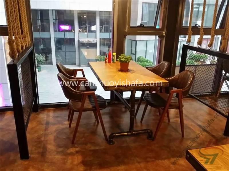时尚餐桌椅-T09101