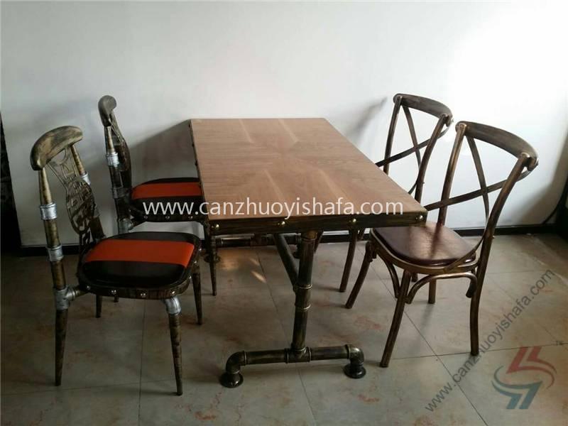 时尚餐桌椅-T09102