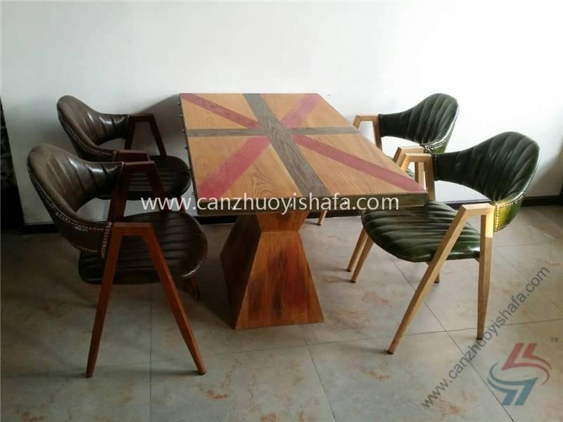 时尚餐桌椅-T09111