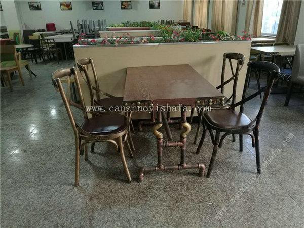 时尚餐桌椅-T09112