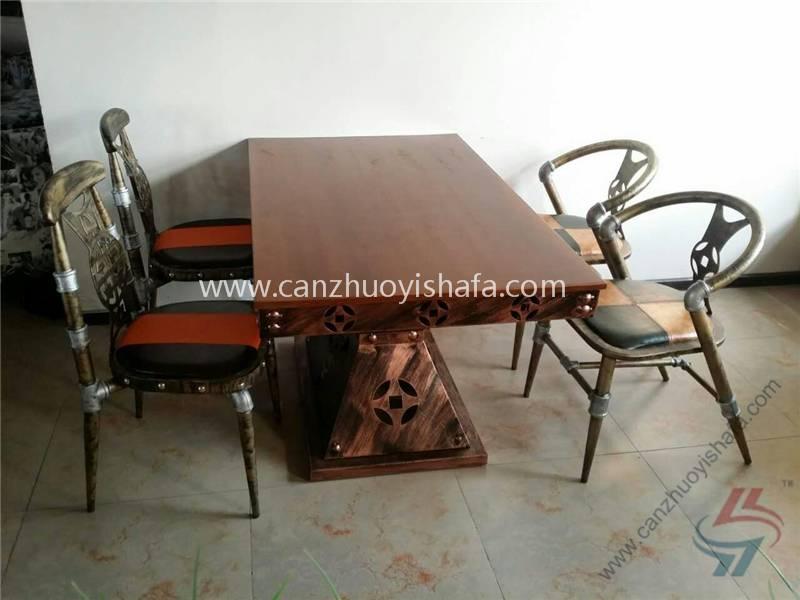 时尚餐桌椅-T09121