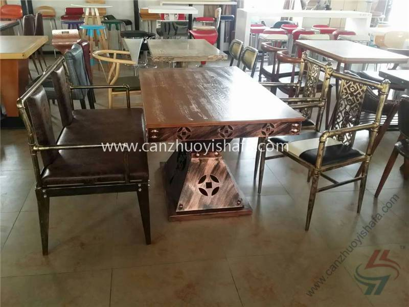 时尚餐桌椅-T09123