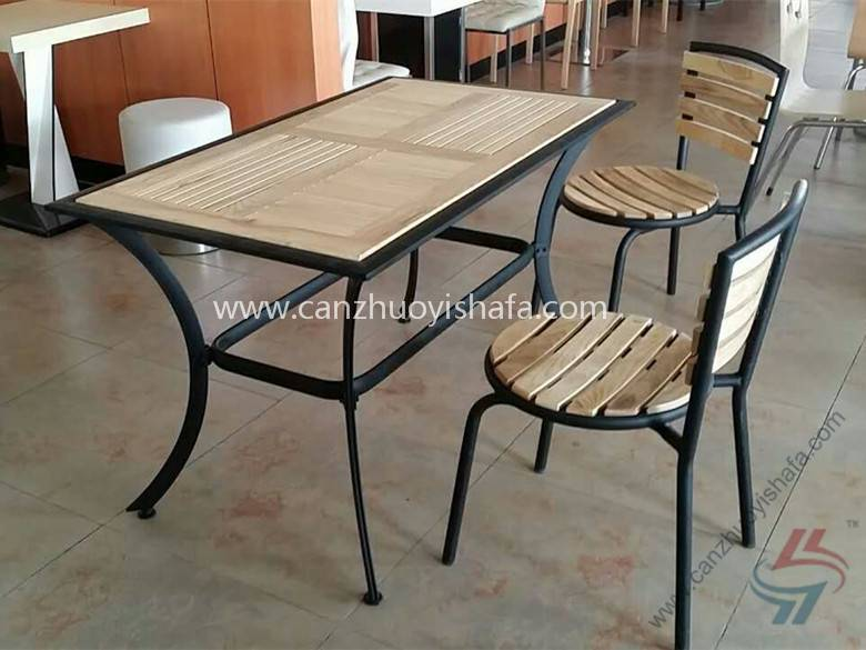 时尚餐桌椅-T09132