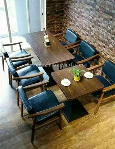 主题餐厅桌椅-T09245