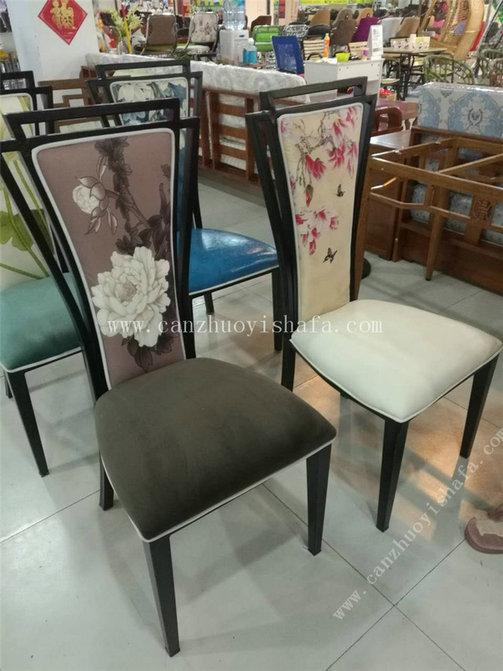 餐椅-Y1017