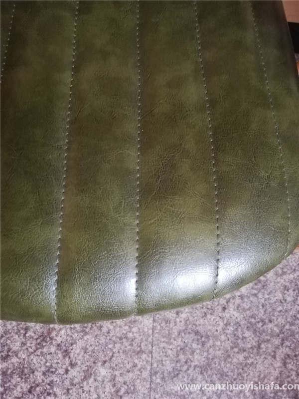 卡座沙发针脚工艺