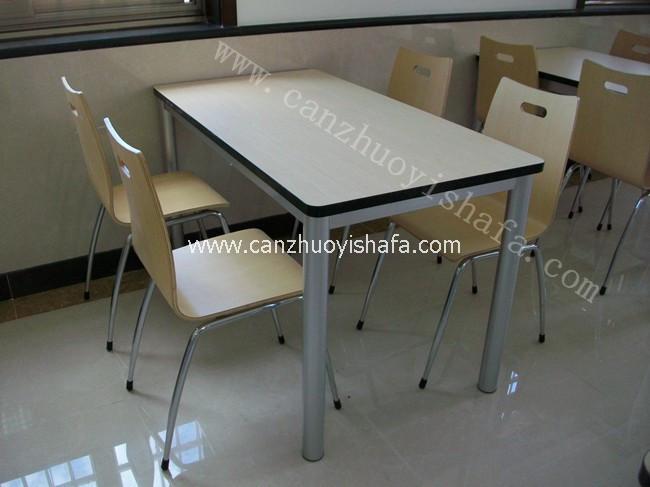 快餐桌椅-T02101
