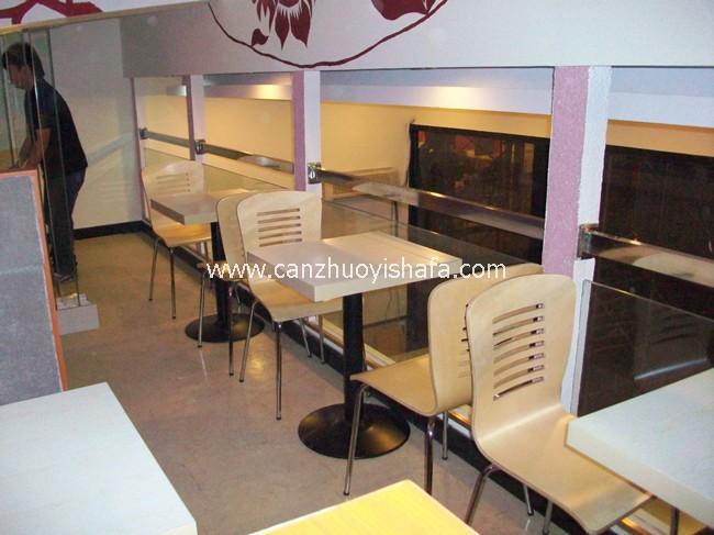 快餐桌椅-T02126
