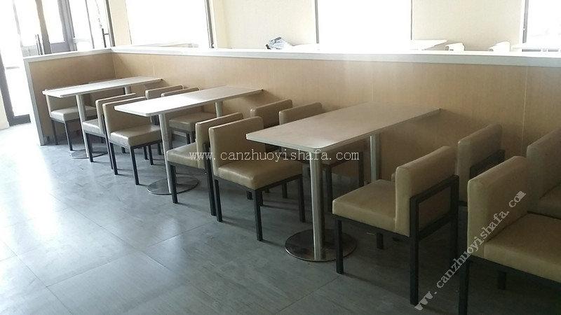 快餐桌椅-T02201