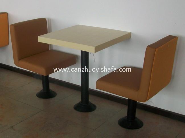 快餐桌椅-T02203