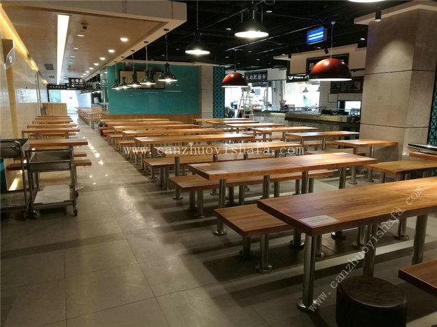 快餐桌椅-T02215