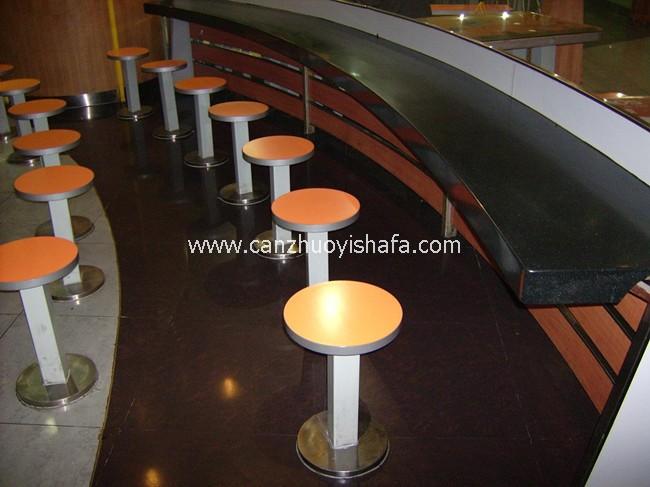 快餐桌椅-T02225