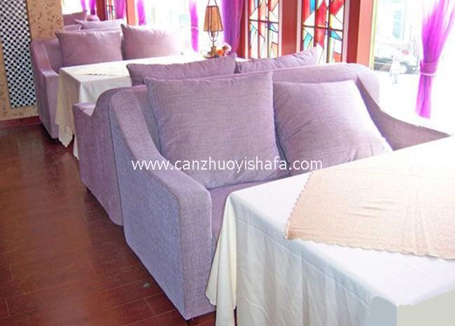 咖啡厅沙发-K1004