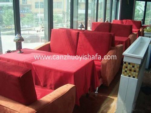 餐厅沙发-K1005