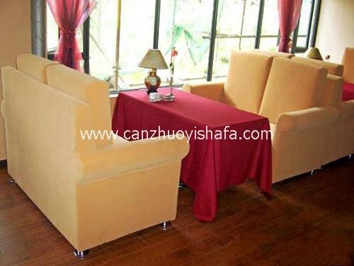 餐厅沙发-K1006