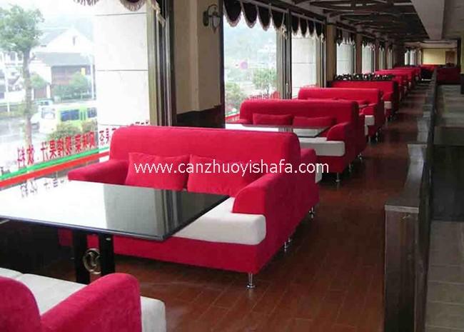 餐厅沙发-K1007