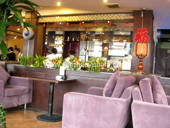 餐厅沙发-K1012