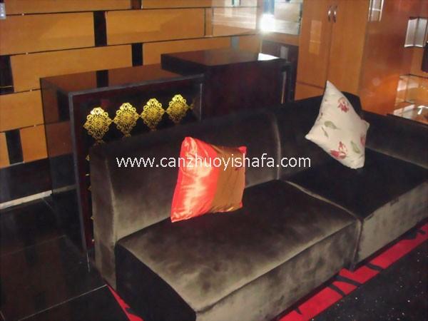 咖啡厅沙发-K1018