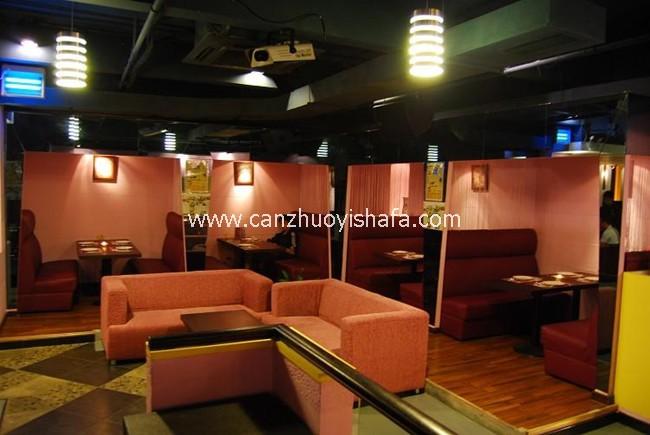 餐厅沙发-K1019