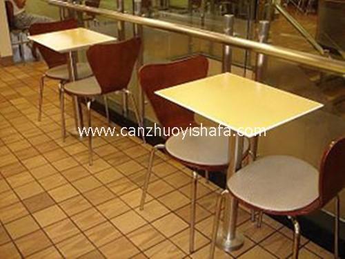 咖啡厅家具-T0803