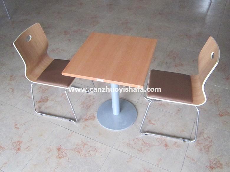 咖啡馆咖啡厅桌椅-T0808