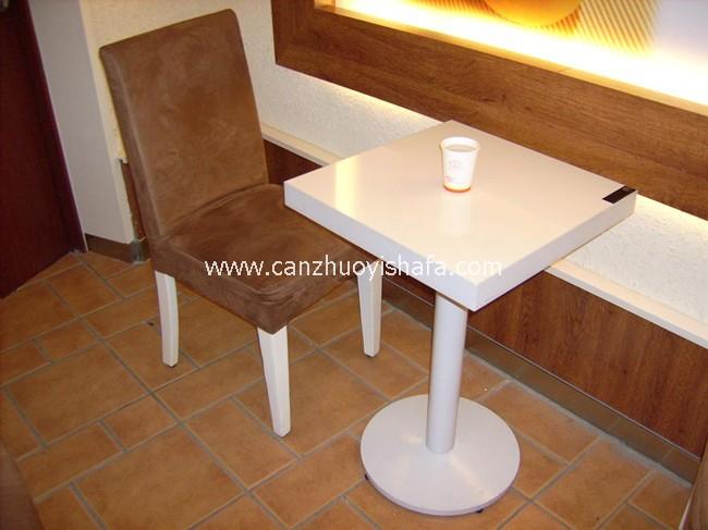 咖啡馆咖啡厅桌椅-T0809