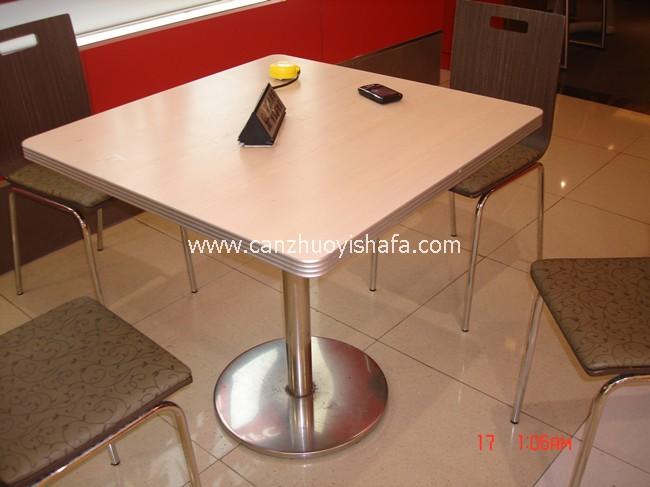咖啡厅家具-T0812