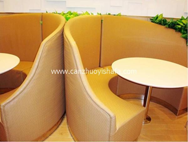 咖啡厅桌椅-T0814