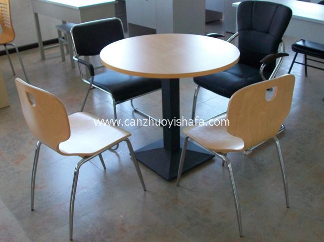 咖啡馆咖啡厅桌椅-T0822