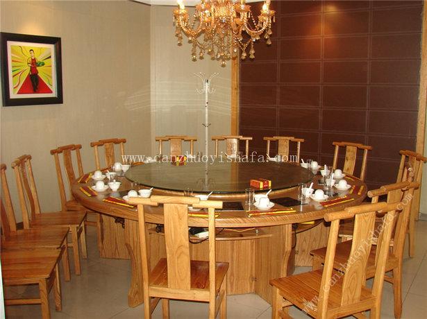 实木餐桌椅-T0603
