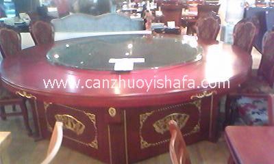 仿实木餐桌椅-T0605