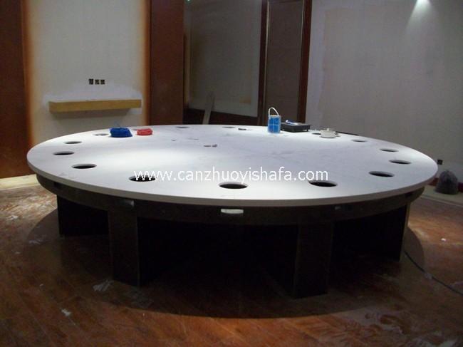 实木餐桌椅-T0607